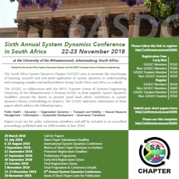 6ASDC Call for Papers